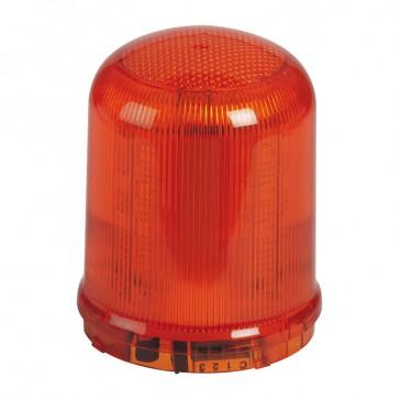 Large size LED beacon to be equipped with base - 20 Candelas - IP65 IK08 - Orange