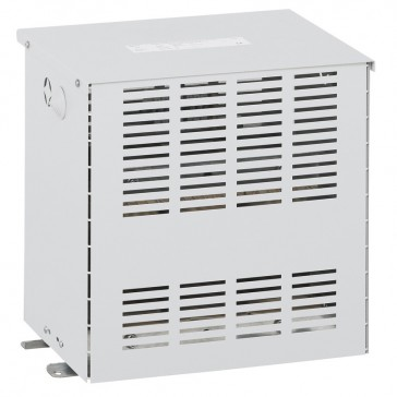 Isolating transfo for hospitals -3 phase- prim 400 V / sec 230 V -output 4 kVA