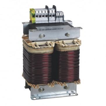 Isolating transfo for hospitals - IP 00 -1 phase- prim 230 V / sec 230 V -output 8 kVA