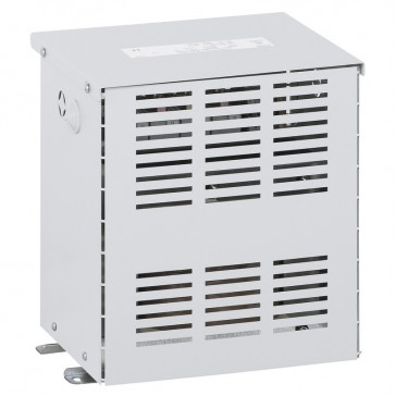 Isolating transfo for hospitals - IP 21 -1 phase- prim 230 V / sec 230 V -output 5 kVA