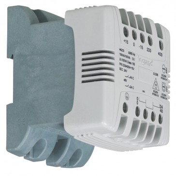 Control and signal. transfo - 1 Ph - prim 230/400 V / sec 24/48 V - 40 VA -screw