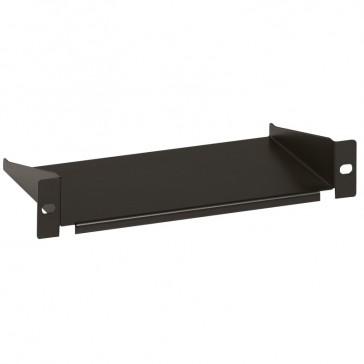 Fixed shelf - for 10'' cabinet - 1 U - depth 120 mm