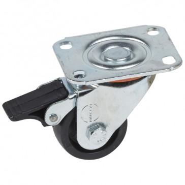 """Set of caster wheels (4) - for 19"""" server enclosure or Linkeo 19"""""""