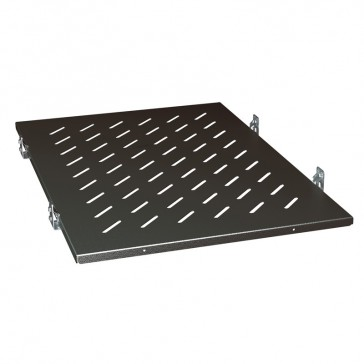 Fixed shelf - for enclosures depth 800 mm - depth 650 mm - quick fixing