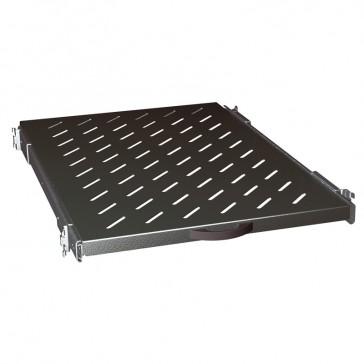 Telescopic shelf - for enclosures depth 800 mm - depth 650 mm