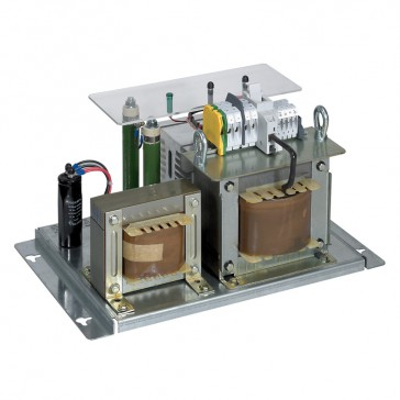 Filtered rectified power supply 1 phase - prim 230-400 V / sec 24 V= - 1200 W