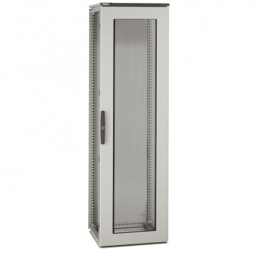 "19"" 42 U Altis cabinet with framed glass door - 2000 x 600 x 800 mm"
