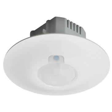 Lighting management--wall mounting-IR-360°-for 47 m² areas - flush mounting