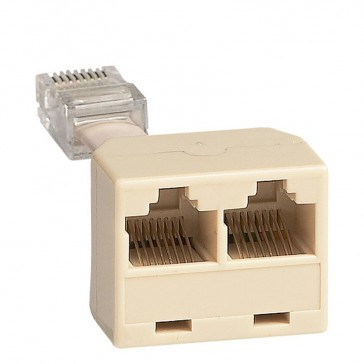 Lighting management - RJ 45 doubler