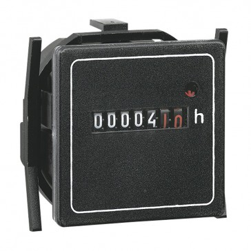 Hour counter - IP40 - 110 to 120 V~ - 50 Hz