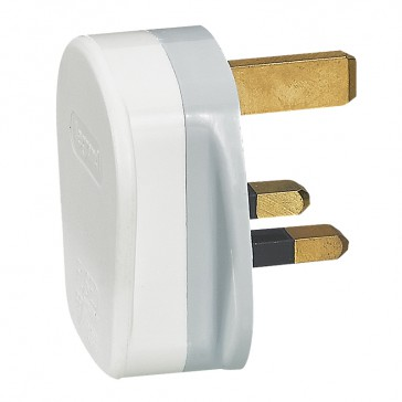 British standard plug - 2P+E - 13 A 250 V~ - without CE marking