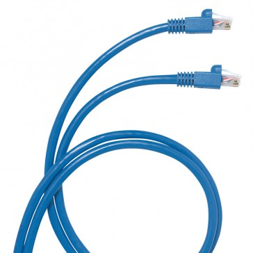 Cord for area distribution box - Cat.6 - RJ 45/RJ 45 - F/UTP screened - 8 m