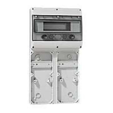 Base up to 6 sockets for combined unit P17 - 16 A - 501 x 265 mm