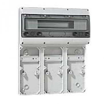 Base up to 9 sockets for combined unit P17 - 16 A - 501 x 405 mm