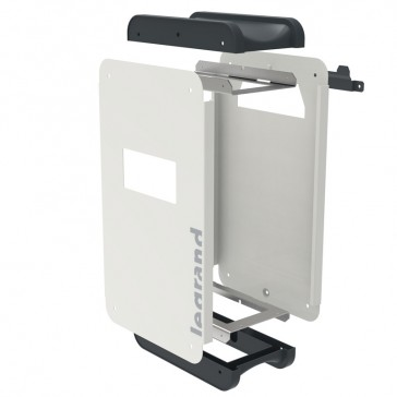 Wall mounting kit for Green'up Premium metal charging stations - with metal front cover