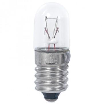 Lamp - for emergency lighting luminaires - 12 V - 0.25 A - 3 W(E10)