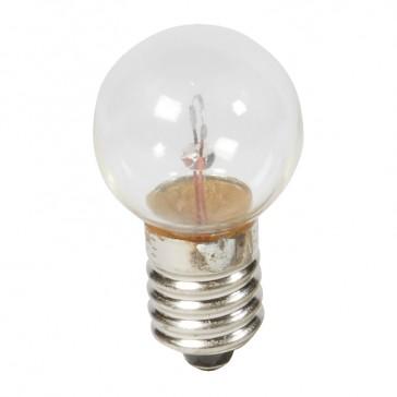 Lamp - for emergency lighting luminaires - 3.6 V - 1 A - 3.6 W(E10)
