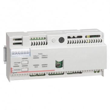 Control interface for autotest/adressable luminaires LVS2 230 V~