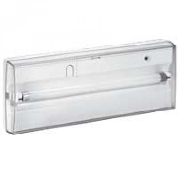 Emergency lighting luminaire S8 - 8 Wnon-maintained - 1h - 140 lm