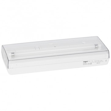 Emergency lighting luminaire S8 - 8 Wmaintained - 1h - 140 lm