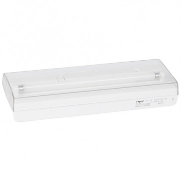Emergency lighting luminaire S8 - 8 Wmaintained - 3h - 110 lm