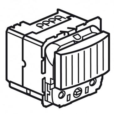 Dual technology presence sensor - 8 m range - 180° - IP41