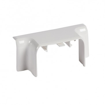 Flat junction 50x80/130/180-junction with flexible cover snap-on DLP trunking 50x80 mm-antimicrobial