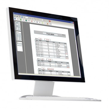 Traceability software (on PC) - to work with Cat. No 0 766 17