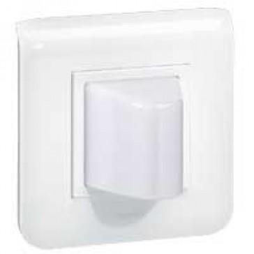 Double display corridor overdoor light unit Mosaic-red/white indicat-2 modules-White