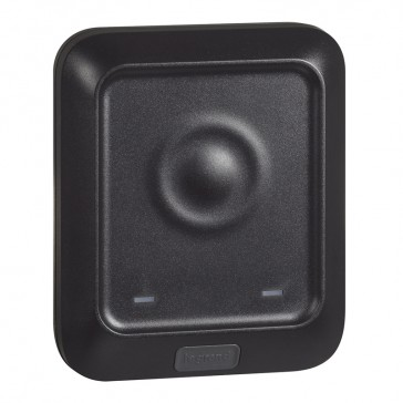Outdoor stand-alone badge reader Soliroc - flush-mounting - IK07 - IP65