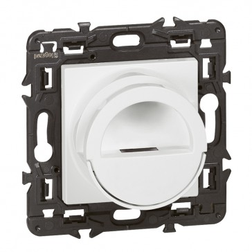 Support for portable device during charging Mosaic - white