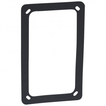 Seal for surface correction Soliroc - for 2-gang plate