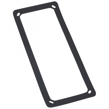 Seal for surface correction Soliroc - for 3-gang plate