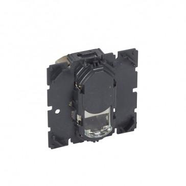 Network socket Soliroc - Cat.6 A - RJ 45 - STP - IK10 - IP20