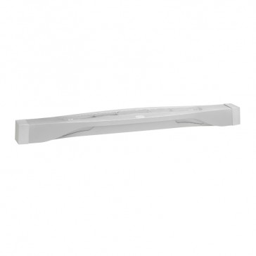 LED bedhead strip reading and room lighting -w remote control -0.97 m -antimicrobial