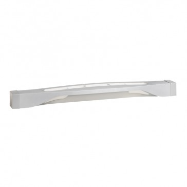LED bedhead strip with remote control - Strip length: 0.97 m - antimicrobial
