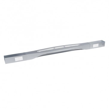 LED bedhead strip reading and room lighting - 1.40 m - antimicrobial
