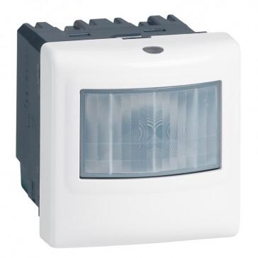180° switch sensor Mosaic - PIR technology - occupancy sensor - IP41 - white