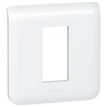 Plate Mosaic - 80 x 80 mm - 1 module - white