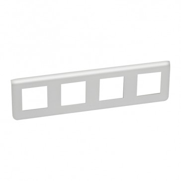 Plate Mosaic - 10 horizontal modules - alu