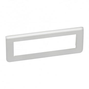 Plate Mosaic - 8 horizontal modules - alu