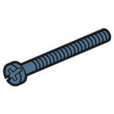 Long screw Batibox - Ø3 mm - length 40 mm - for all Batibox boxes