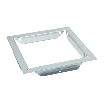 Mounting adaptors for concrete floor - for standard or flush version floor boxes - 16/24 modules
