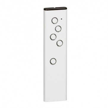 IR remote control for 2 lighting circuits - ON/OFF or dimming