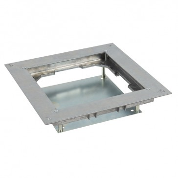 Heavy load support - for metal in-screed floor box - up to 20 KN