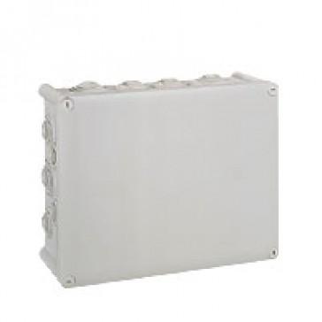 Box Plexo - IP55 - IK07 - 310x240x124 - 24 entry membrane glands