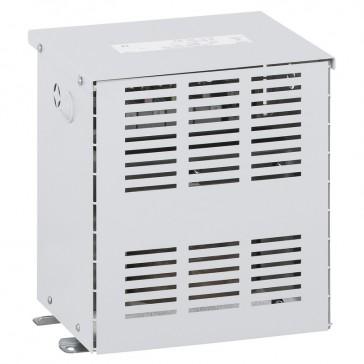 Isolating transfo for hospitals - IP 21 -1 phase- prim 230 V / sec 230 V -output 8 kVA
