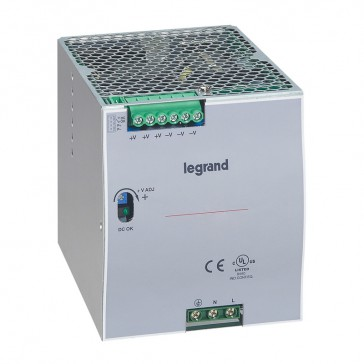 Stabilised switched modules power supply -single-phase -75-960 W-output 48 V= -240 W
