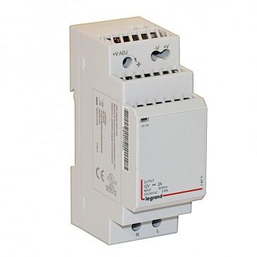 Single-phase switching modules power supply - 24 W - input 100-240 V~ / output 12 V=