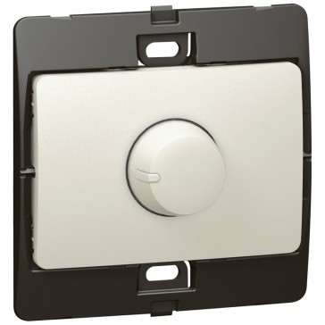 Dimmer Mallia - 60-500 W rotary control dimmer - pearl